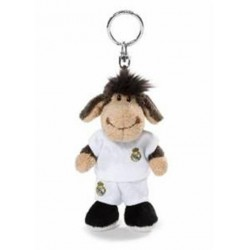 Llavero ovejita Real Madrid CF. NICI