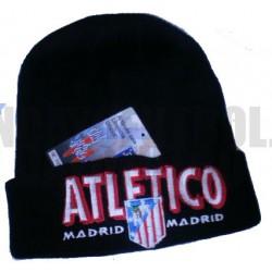 Gorro Lana Atletico de Madrid