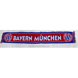 Bufanda del Bayern de Múnich