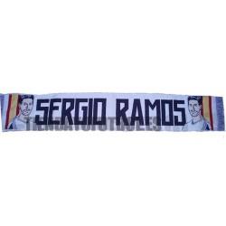 Bufanda de Sergio Ramos