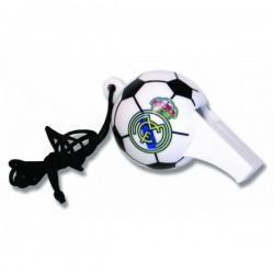 Silbato balón oficial Real Madrid CF
