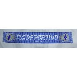 Bufanda R.C. Deportivo la Coruña