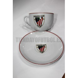 Plato mas taza Athletic Club de Bilbao