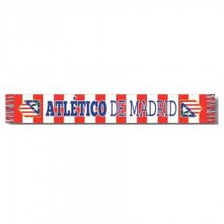 Bufanda Atlético de Madrid Rayas Horizontales