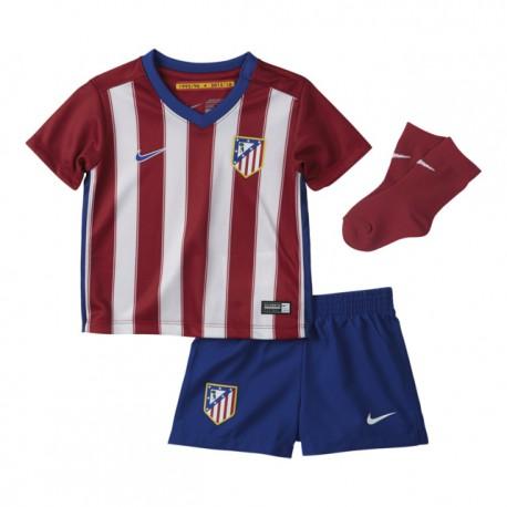 Kit 1 ª 2015/16 Atlético de Madrid Nike