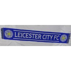 """Bufanda del Leicester City F.C.""""Campeón de la Premier"""""""