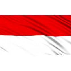 Bandera de Monaco