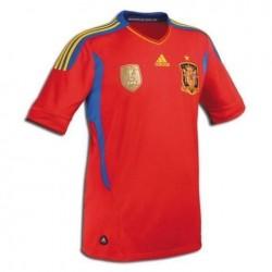 Camiseta oficial roja con FIFA Selección España Adidas