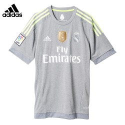Camiseta 2ª 205/16 Real Madrid CF. Adidas