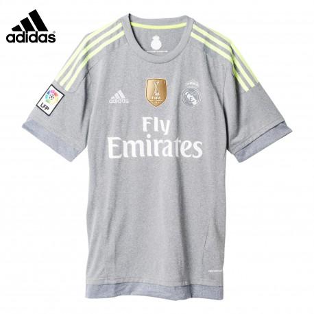 Camiseta 2ª 205/16 Real Madrid CF. Adidas