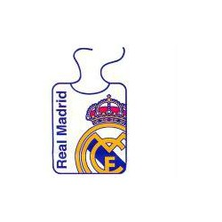 Babero blanco Real Madrid