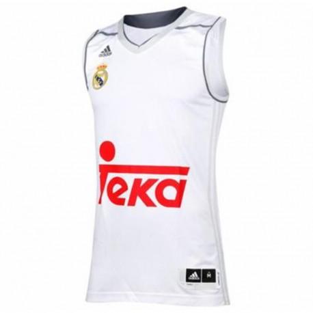 Camiseta oficial Baloncesto Real Madrid