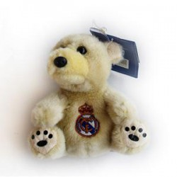 Peluche oso oficial Real Madrid CF