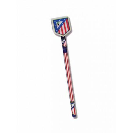 Lapicero con goma Atletico de Madrid