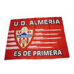 Bandera de U D Almeria