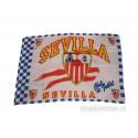 Bandera oficial Grande del Sevilla F.C.
