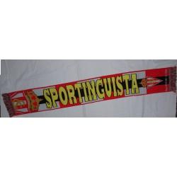 """Bufanda del Real Sporting de Gijón """"SPORTINGUISTA"""""""