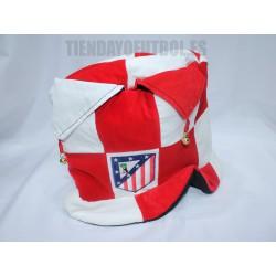 Gorro loco Atlético de Madrid