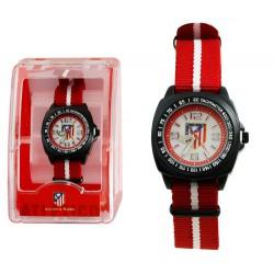 Reloj pulsera jr. atletico de madrid