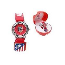 Reloj pulsera velcro jr. atletico de madrid