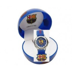 Reloj cadete FC Barcelona 3D Azul