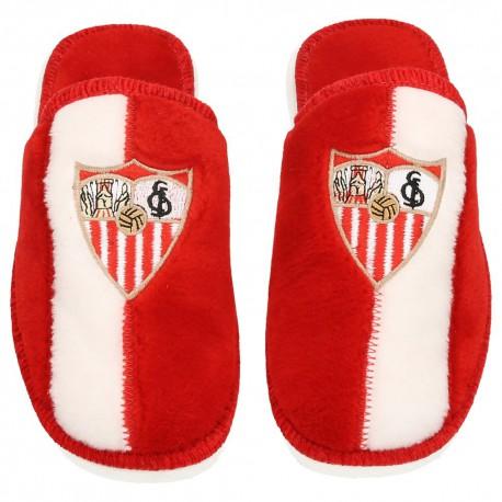 Zapatillas oficiales de estar por casa Sevilla futbol club