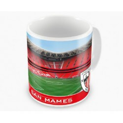 Taza estadio Athletic Club de Bilbao