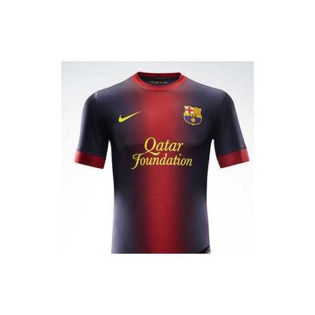 Camiseta 1ª 2012/13 FC Barcelona Nike