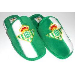 Zapatillas de estar por casa del Betis