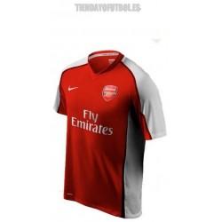 Camiseta Arsenal roja Nike