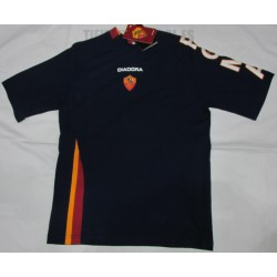 Camiseta Roma azul algodón kappa