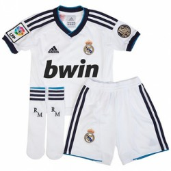 Kit 1ª Jr. 2012/13 Real Madrid CF ADIDAS