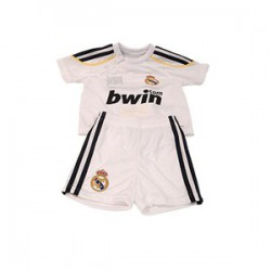 Kit 1ª Jr. 2009/10 Real Madrid CF ADIDAS