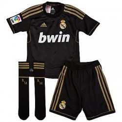 Kit 2ª Jr. 2011/12 Real Madrid CF ADIDAS