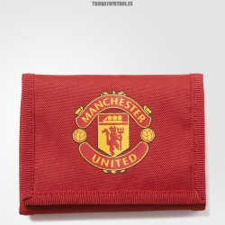 Cartera-billetera Manchester United Adidas