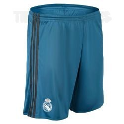 Pantalón oficial 3ª Real Madrid CF 2017/18 Adidas
