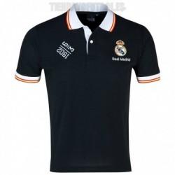 Polo negro Real Madrid