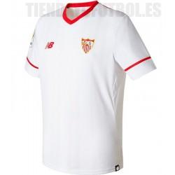 Camiseta oficial 1 ª 2017 /18 Sevilla New Balance