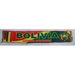 Bufanda Bolivia
