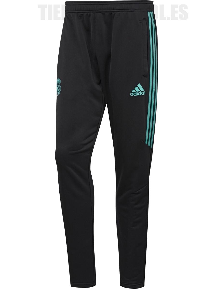 Odrzavanje Ispred Pjeskovit Pantalon Largo Adidas Real Madrid 2017 2018 Herbandedi Org