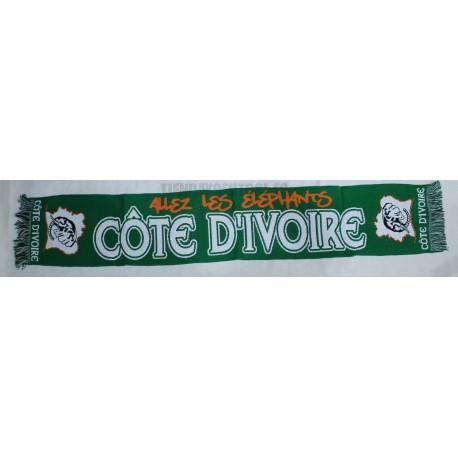 Bufanda de Costa de Marfil