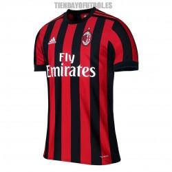 Camiseta Milan 2017/18 Adidas