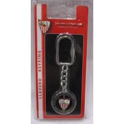 Llavero giratorio Sevilla Club de Fútbol