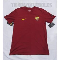 Camiseta oficial algodón 1ª Roma 2017/18 Nike