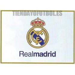 Bandera Oficial Real Madrid CF. Clásica