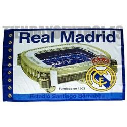 Bandera Real Madrid CF Estadio