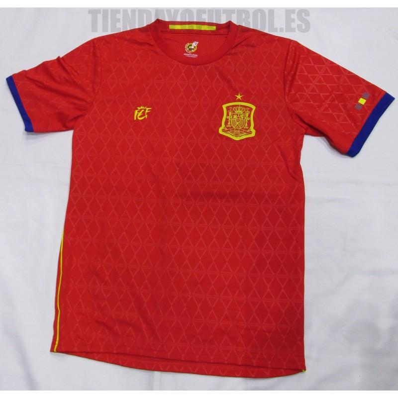 Eurocopa 2016 camiseta España -Camiseta económica de ...