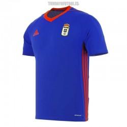 Camiseta oficial 1ª Real Oviedo .2017/18 Adidas