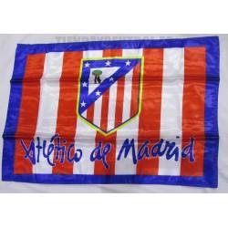 """Bandera Oficial Rojiblanca At. de Madrid """"Pequeña"""""""