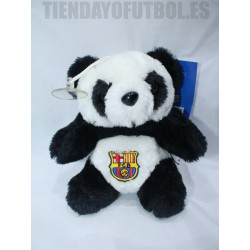 Peluche Oso Panda Futbol Club Barcelona